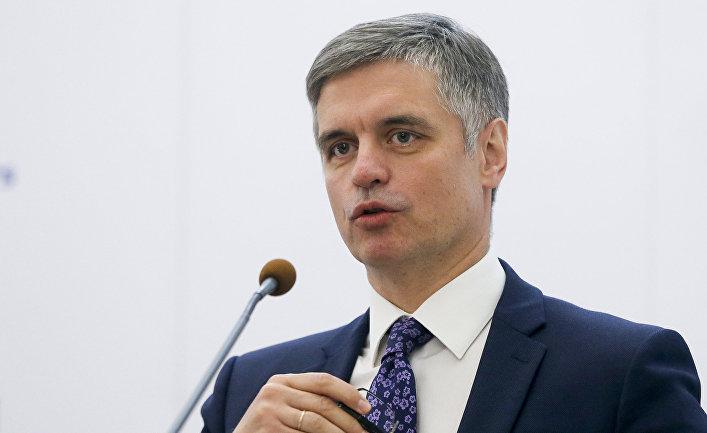 Глава МИД Украины Вадим Пристайко
