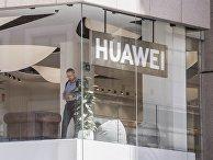 Флагманский магазин Huawei в Мадриде