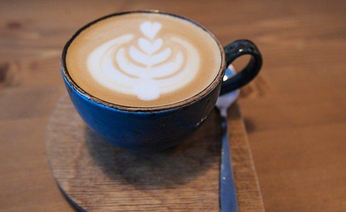 Кофе в одной из кофеин Нижнего Новгорода