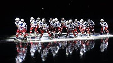 Хоккей. Кубок Первого канала. Матч Россия - Финляндия