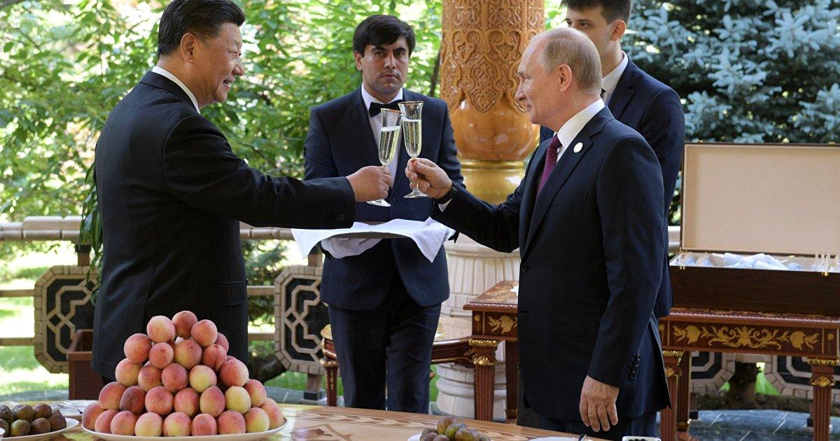 The Telegraph (Великобритания): Си использует Тайвань, чтобы отвлечь внимание от внутренних проблем  как Путин поступил с Крымом (The Telegraph UK)