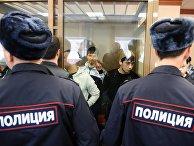 Заседание суда по делу о теракте в метро Санкт-Петербурга