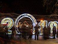 Конкурс «Санта Клаус отдыхает – на арене Дед Мороз»
