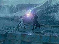 Кадр из фильма «Звездные войны: Скайуокер. Восход»