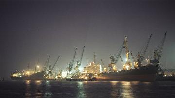 Рижский торговый порт