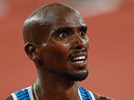 Британский легкоатлет Мохамед Фара