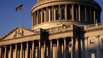 Здание Сената США в Вашингтоне