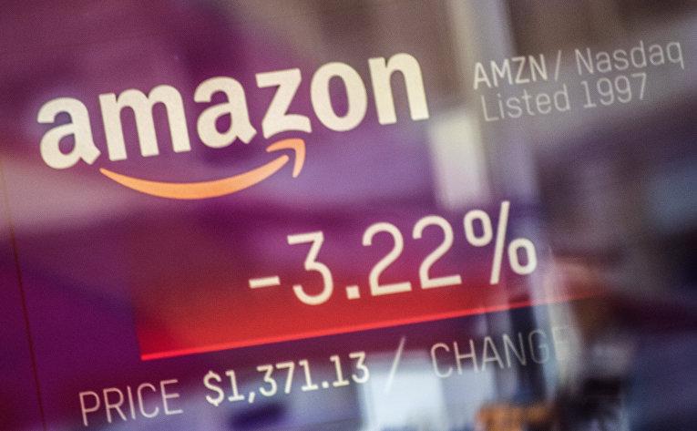Падение ключевых биржевых индексов США