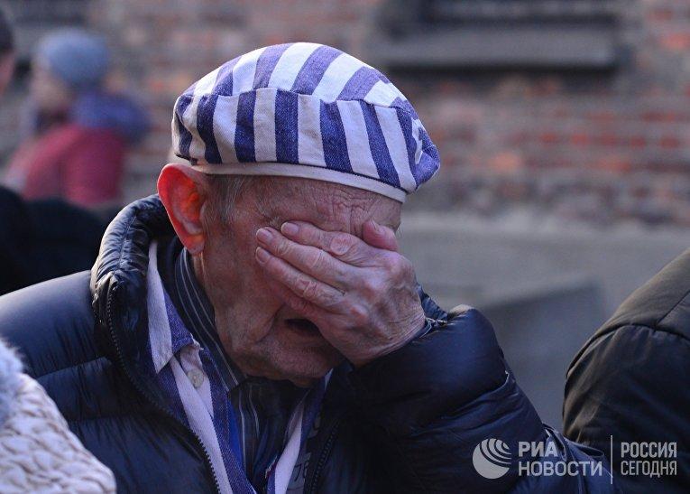 Мероприятия в честь 75-летия освобождения Освенцима