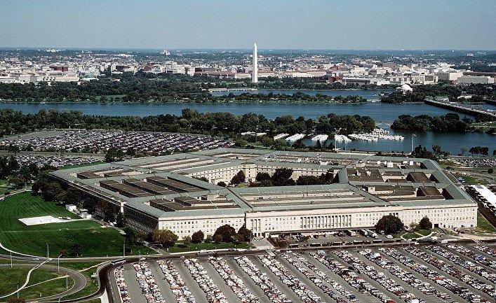 Пентагон в Вашингтоне