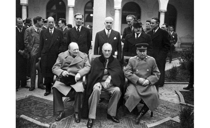 Ялтинская (Крымская) конференция
