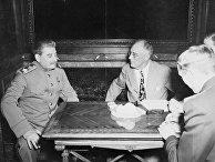 Ялтинская конференция, 1945 год