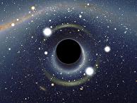 Изображение Чёрной дыры