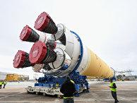 Ракета-носитель НАСА Space Launch System