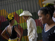 Танцоры в Каракасе, Венесуэла