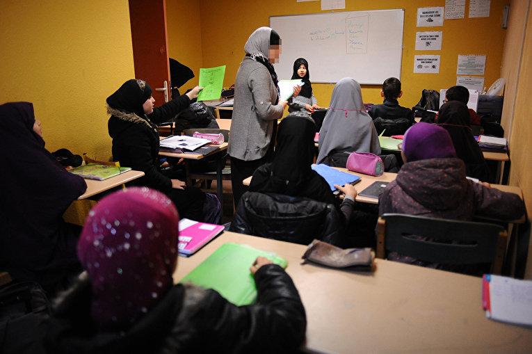 Преподаватель мусульманской в школе города Тулуза
