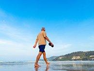 Прогулка вдоль моря
