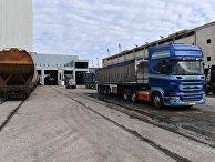 Мопскй порт Тартус в Сирии