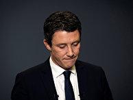 Французский политик Бенжамен Гриво