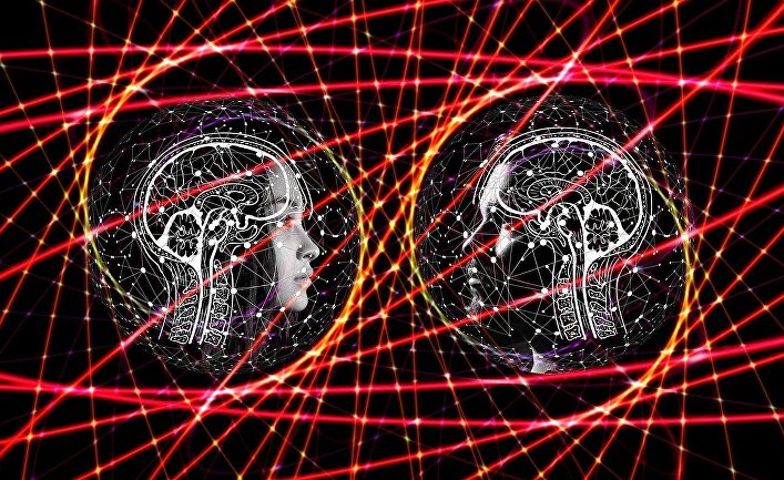 Мозг мужчины и женщины