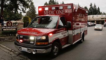 Скорая помощь в Киркланде, штат Вашингтон