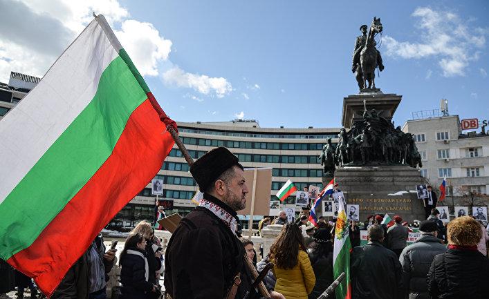 Празднование 140-летия освобождения Болгарии от османского ига