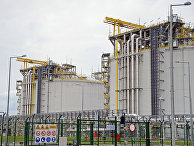Газовый терминал в Свиноуйсьце
