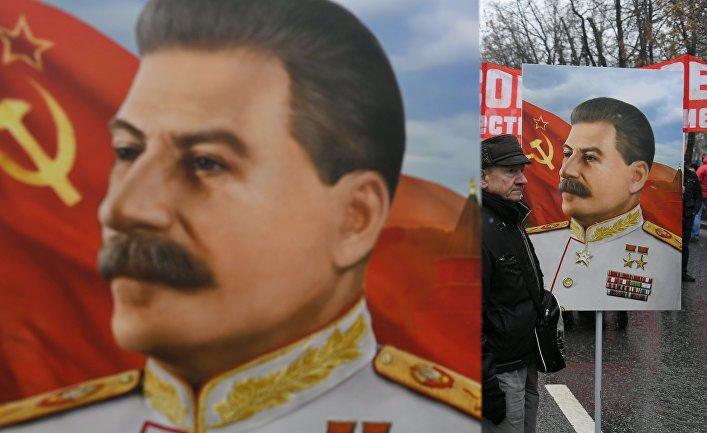 Шествие и митинг КПРФ