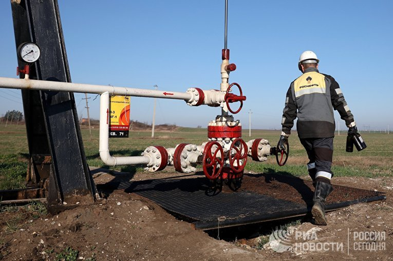Абино-Украинское нефтегазовое месторождение в Краснодарском крае