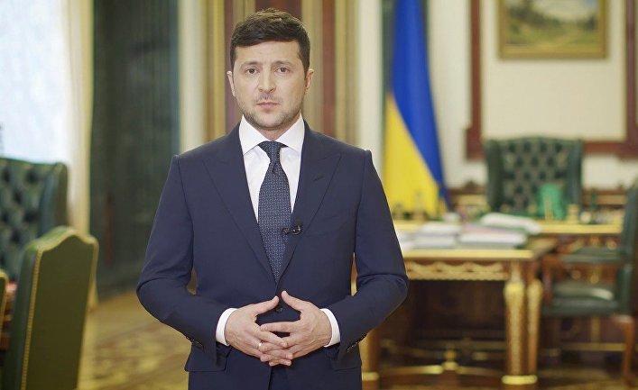 Обращение Президента Украины по ситуации с противодействием коронавирусу