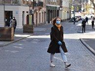 На Украине объявлен режим ЧС в связи с коронавирусом