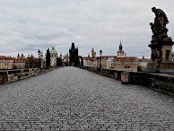 Число зараженных COVID-19 в Чехии превысило 1000 человек