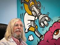 Французский врач-инфекционист Дидье Рауль