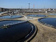 Запуск системы ультрафиолетовой очистки сточных вод в Новосибирске