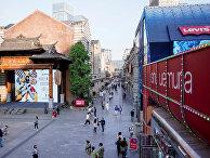 Китайский город Ухань