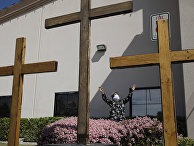 Церковь в Лас-Вегасе, США