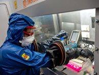 Российская мобильная лаборатория в Армении