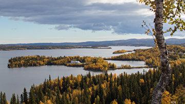 Вестерботтен, Северная Швеция