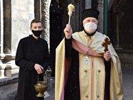 Празднование Пасхи во Львове