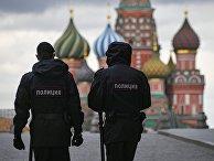 Москва во время режима повышенной готовности из-за коронавируса