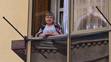 Артисты ансамбля песни и пляски ЮВО исполнили военные песни для жителей Ростова-на-Дону