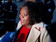 Французский адвокат Летиция Авиа