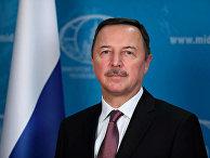 Чрезвычайный и полномочный посол России в Сирии Александр Ефимов