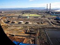Ликвидация последствий разлива дизельного топлива в Норильске