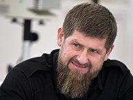 Глава Чеченской Республики Рамзан Кадыров на заседании Государственного совета по вопросам аграрной политики