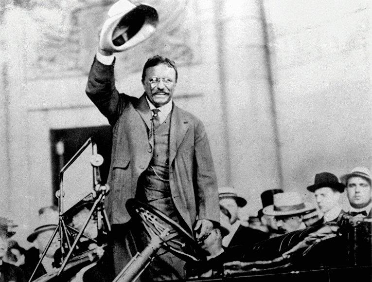 Теодор Рузвельт