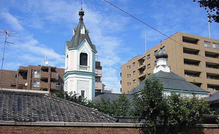 Благовещенский собор в Киото, Япония