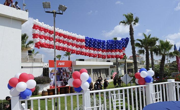 Прием по случаю Дня Независимости в резиденции посла США в Израиле
