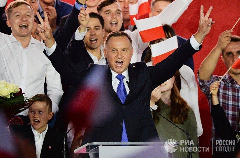 Президентские выборы в Польше