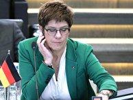 Встреча министров обороны НАТО в Брюсселе